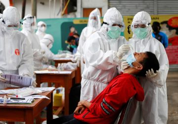 Indonesia reports more than 18,000 Covid-19 cases