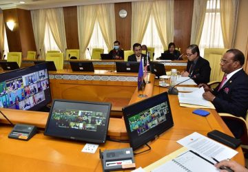 Malaysia stresses on solidarity in facing pandemic challenges in ASEAN Labour Ministers virtual meeting