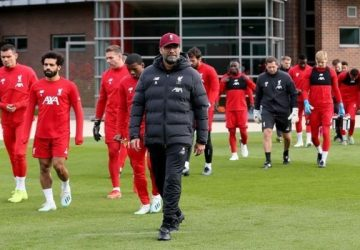 We will not endanger players, says Klopp as Liverpool resumes training