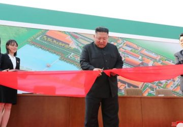 North Korea's Kim finally reappears after weeks of speculation
