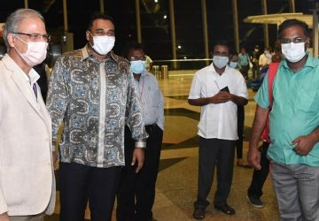 Repatriation of Indian nationals stranded in Malaysia begins