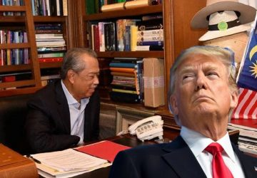 Trump congratulates Muhyiddin, discussed on bilateral cooperation and Covid-19