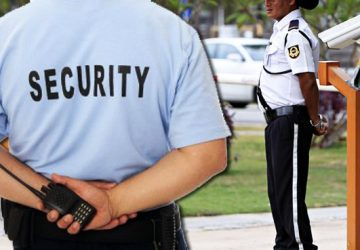 Compulsory swab tests for foreign security guards