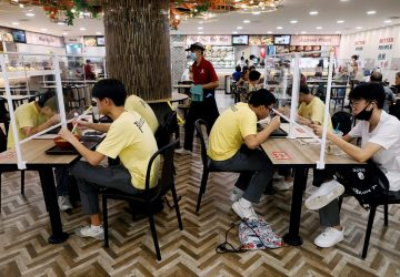 Cafes, shops reopen as Singapore emerges from lockdown