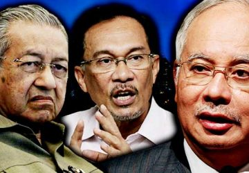 Anwar agrees with Najib, welcomes reinvestigation of RM33b BNM forex scandal