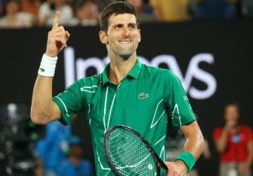 Tennis world number one Novak Djokovic tested positive for Covid-19