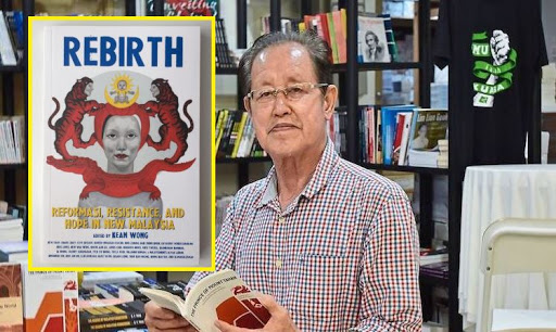 Publisher apologises over controversial book cover 'insulting' Malaysian coat of arms