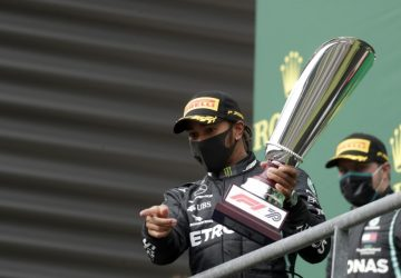 Hamilton scores 89th career win at Belgian GP