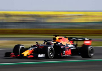 Red Bull scores first victory at Silverstone