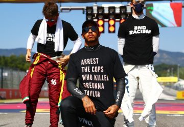 I will continue voice up for racial justice, vows Lewis Hamilton