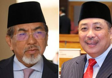 New CM Hajiji will take Sabah to greater heights, says ex-CM Musa Aman