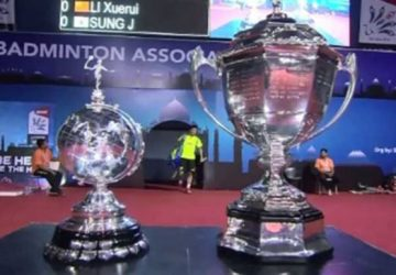 Thomas, Uber Cup Finals postponed due to Covid-19