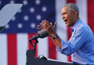 Obama rips Trump's record in 2020 campaign trail debut