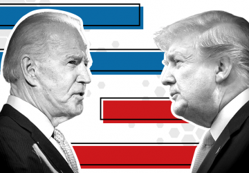 Biden leads Trump in TV viewership ratings from duelling town halls