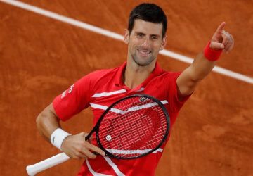 French Open: Djokovic survives Tsitsipas challenge to set up Nadal final