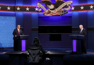 From mute buttons to Hunter Biden: Four highlights of the Trump-Biden debate