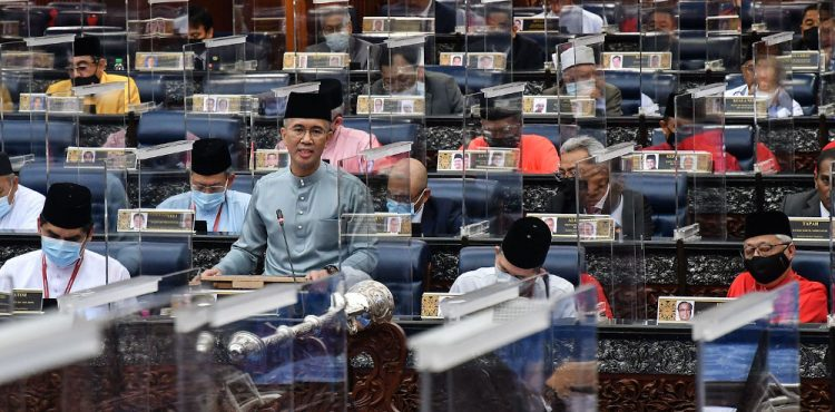 Extra-ordinary first week of Parliament session