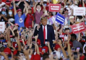 Trump's rallies — victory cry or last gasp?