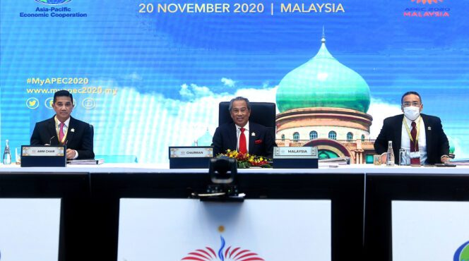 Apec to ensure smooth cross-border movement of essential goods, says PM