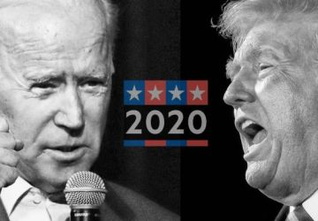 Trump and Biden split first states to be called, run neck-and-neck in Florida