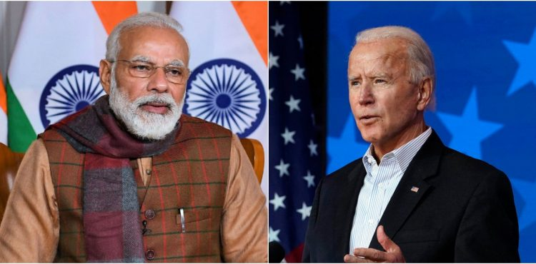Biden speaks to Trump allies Netanyahu, Modi