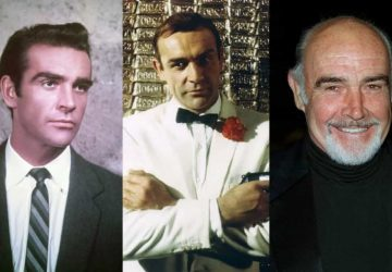 Five most memorable screen appearances of Sean Connery