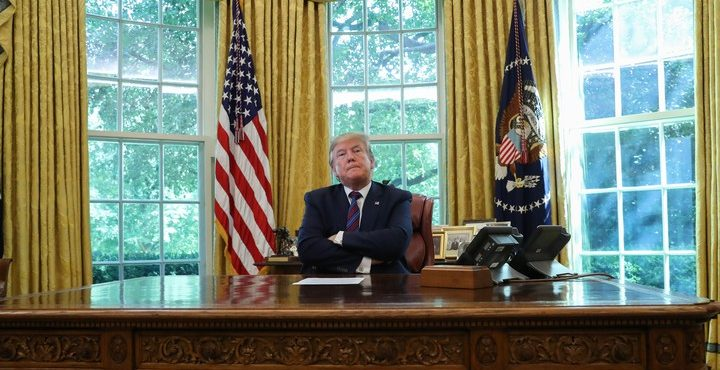I will leave the White House if Electoral College votes for Biden – Trump