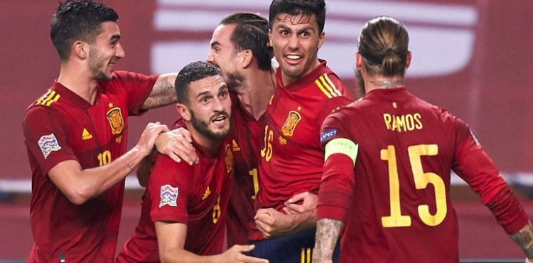 Spain humiliate Germany to qualify for Nations League finals