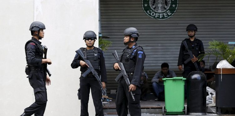 Malaysian duo charged by US over 2002 Bali bombings