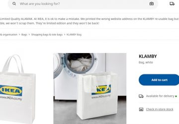 Ikea Malaysia turns a mistake into an opportunity