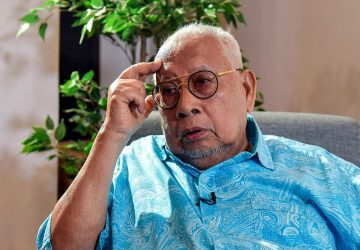 Former Lord President Tun Salleh Abas dies after warded for Covid-19