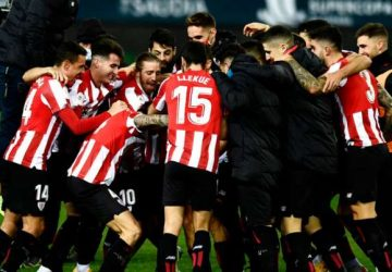 Athletic's Raul Garcia sends Real out of Super Cup