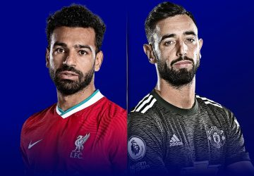 Liverpool and Manchester United face off on Sunday