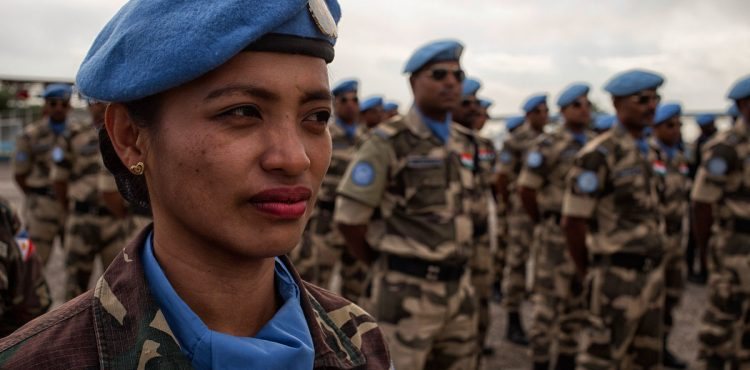 India offers to vaccinate all 95,000 UN peacekeepers