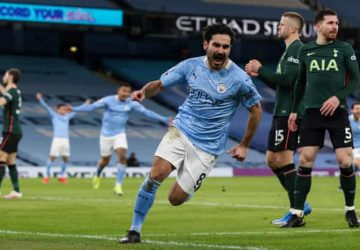 Relentless Man City march on, Liverpool lose again