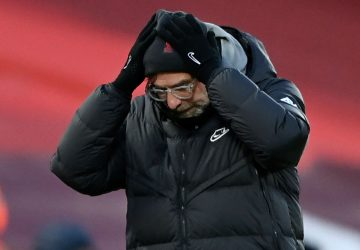 Klopp scrambles for answers as Liverpool's season unravels