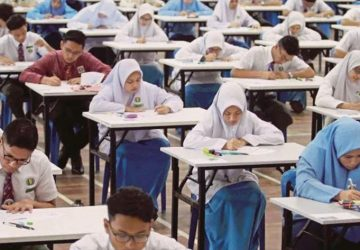 Healthy candidates must sit for SPM examination even in EMCO areas