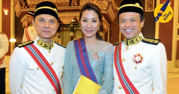 What is the difference between Datuk and Dato?