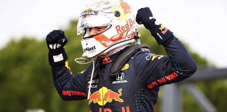 Verstappen wins at Imola but Hamilton stays ahead