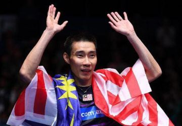 Chong Wei yearns for Malaysia's Olympics gold