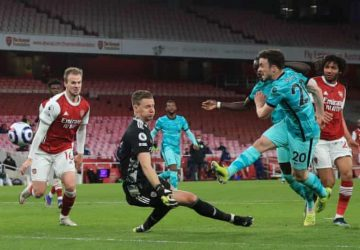 Arsenal outclassed by 'exceptional' Liverpool