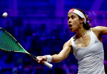 'I am Nicol David' biopic to depict squash queen's story