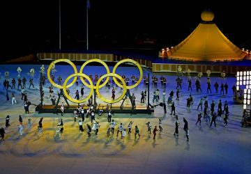 Japan stages scaled down, yet spectacular Tokyo Olympics opening ceremony