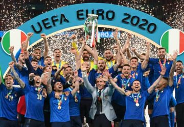 Italy wins Euro 2020 after penalty shootout against England