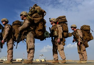 Era ends, uncertainty looms as US forces quit main Afghanistan base