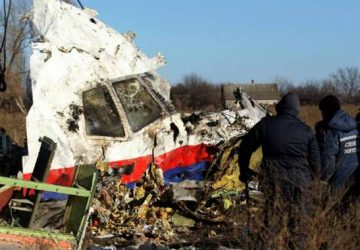 Foreign ministers of five nations mark seventh anniversary of the downing of MH17