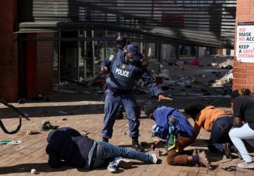 Death toll in South Africa unrest climbs to 72 as violence spread