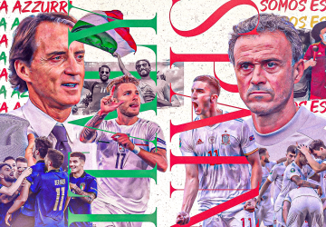 Italy and Spain clash in Euro 2020 semi-final as English anticipation builds
