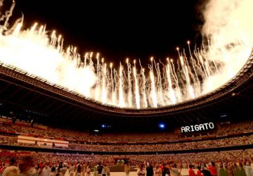 Tokyo douses Olympic flame, closing pandemic Games