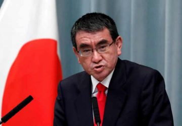 Public support strong for Japan's Covid vaccine minister as next PM